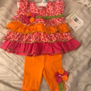 Other - 3-6 month Adorable Outfit- New-